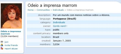 Comus Orkut 5