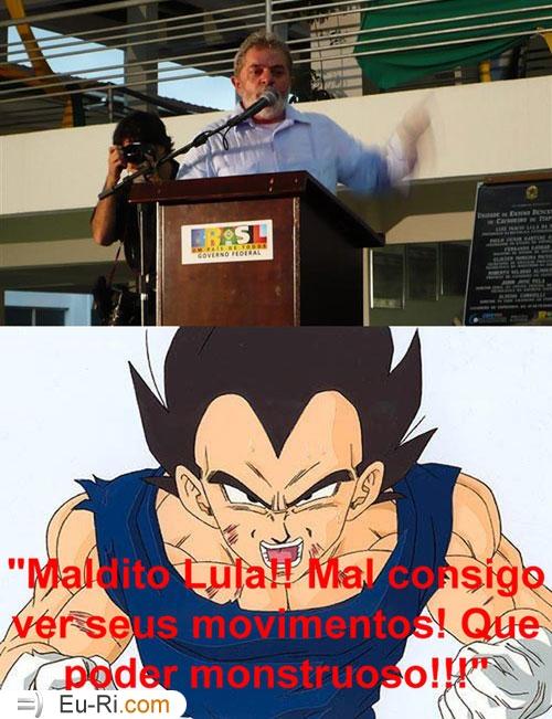 DBZ Lula