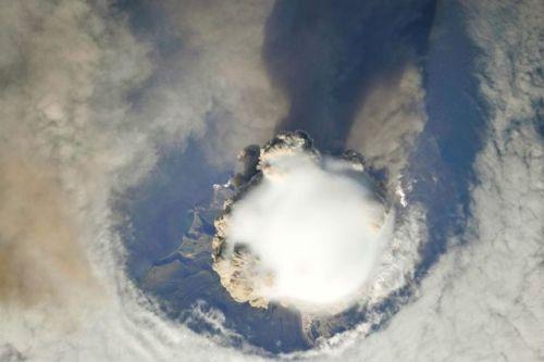 Erupção Vulcão 2