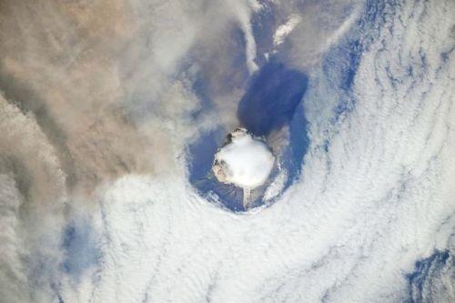 Erupção Vulcão 3