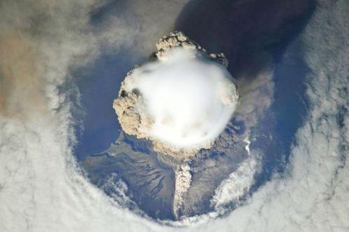 Erupção Vulcão 4