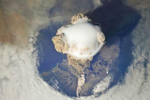 Erupção Vulcão 5