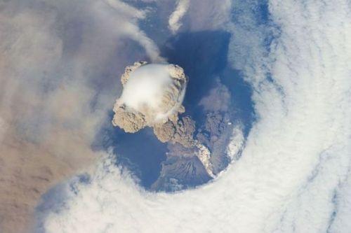 Erupção Vulcão 6
