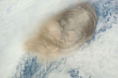 Erupção Vulcão 8